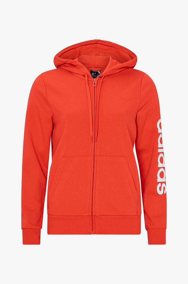 Hettejakke Essentials Full-Zip Linear Hoodie