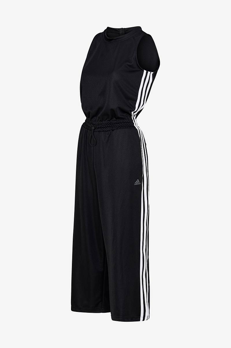 Jumpsuit Cropped Leg Snap Romper
