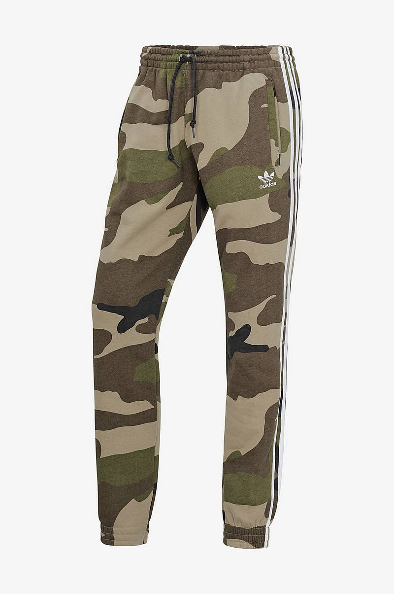 Camouflage Pants collegehousut