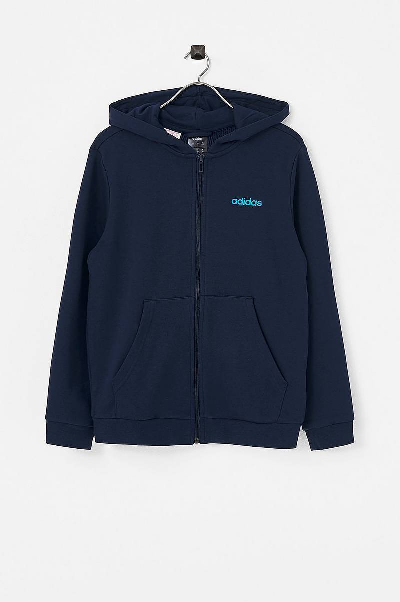 Essentials Linear FZ Hoodie collegetakki
