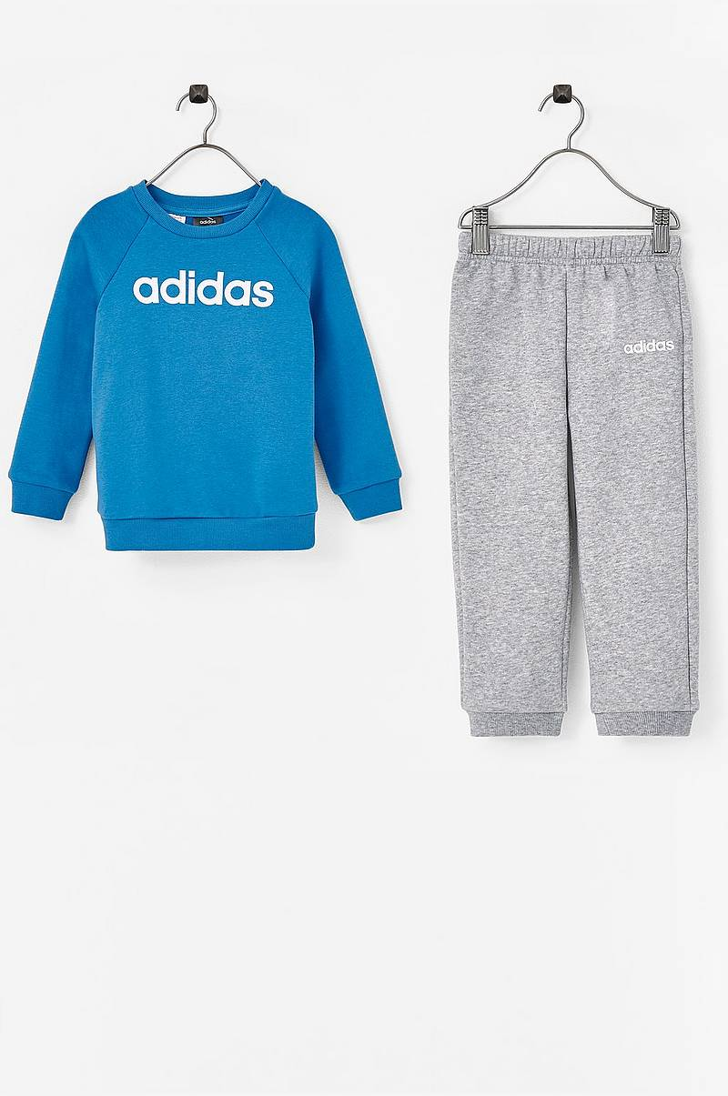 Joggingset Linear Fleece Jogger Set