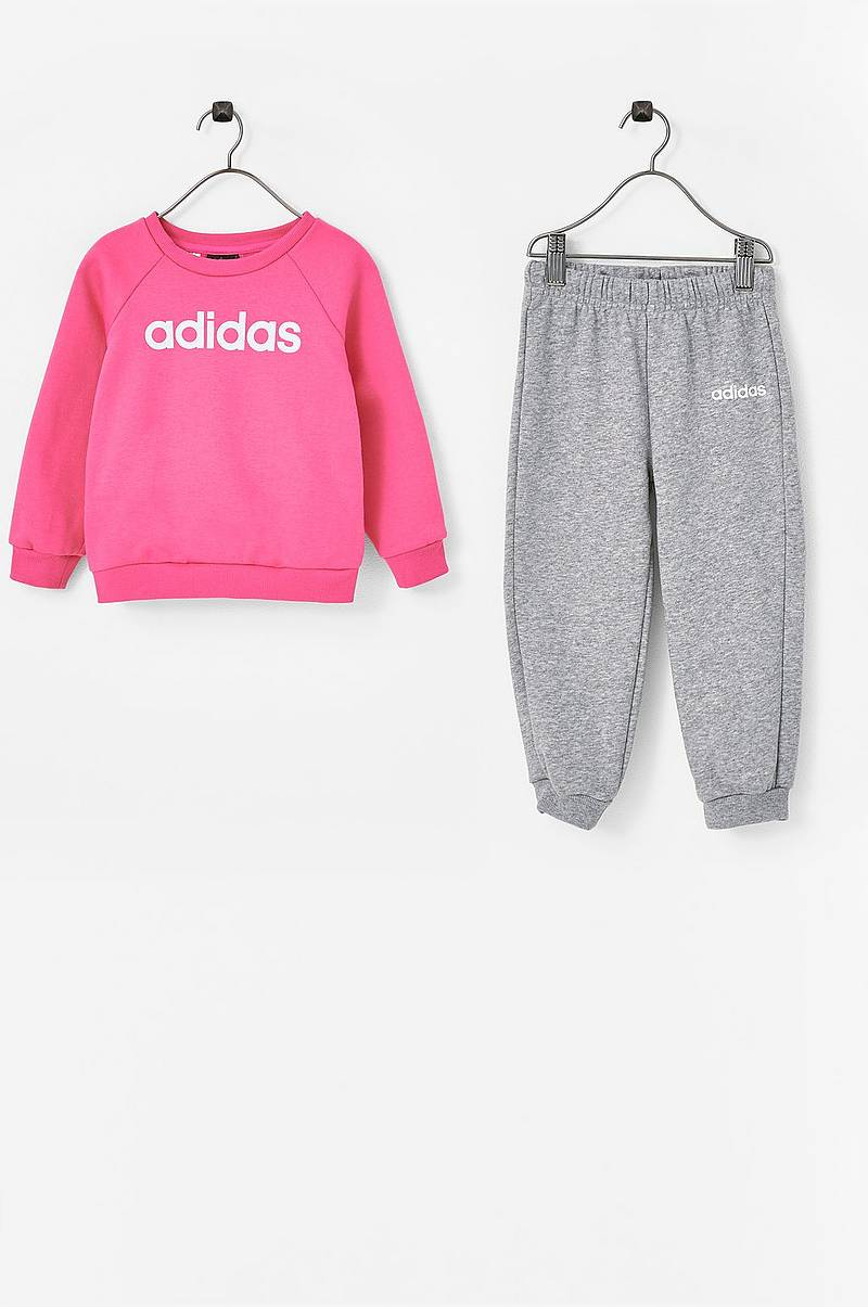 Joggedress Linear Fleece Jogger Set