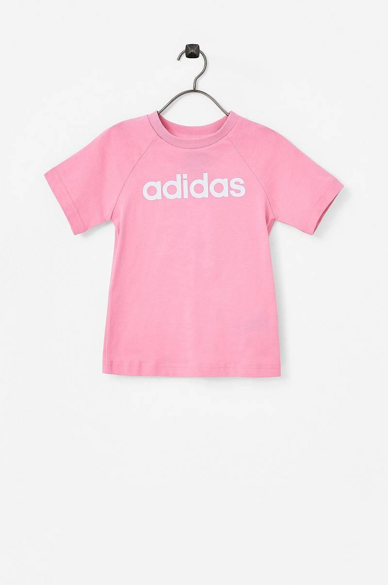 4ed1c0afb371 Shorts + t-shirt Linear Summer Set