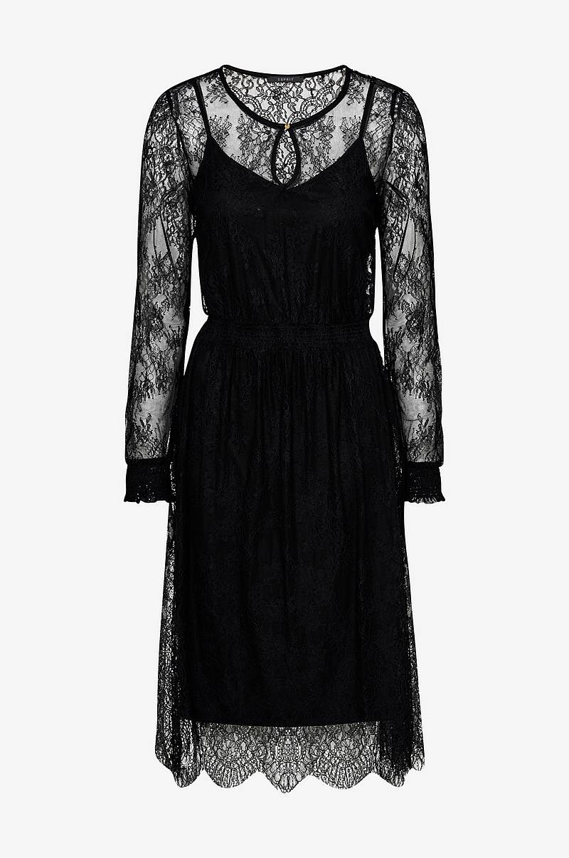 Spetsklänning Fine Lace Dress