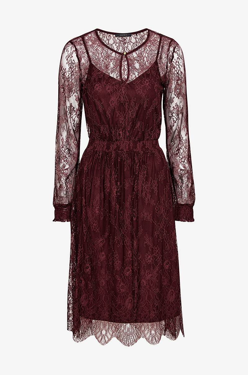 Fine Lace Dress pitsimekko