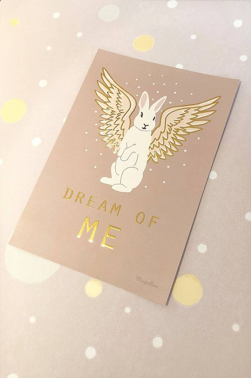 Poster Dream of Me A4