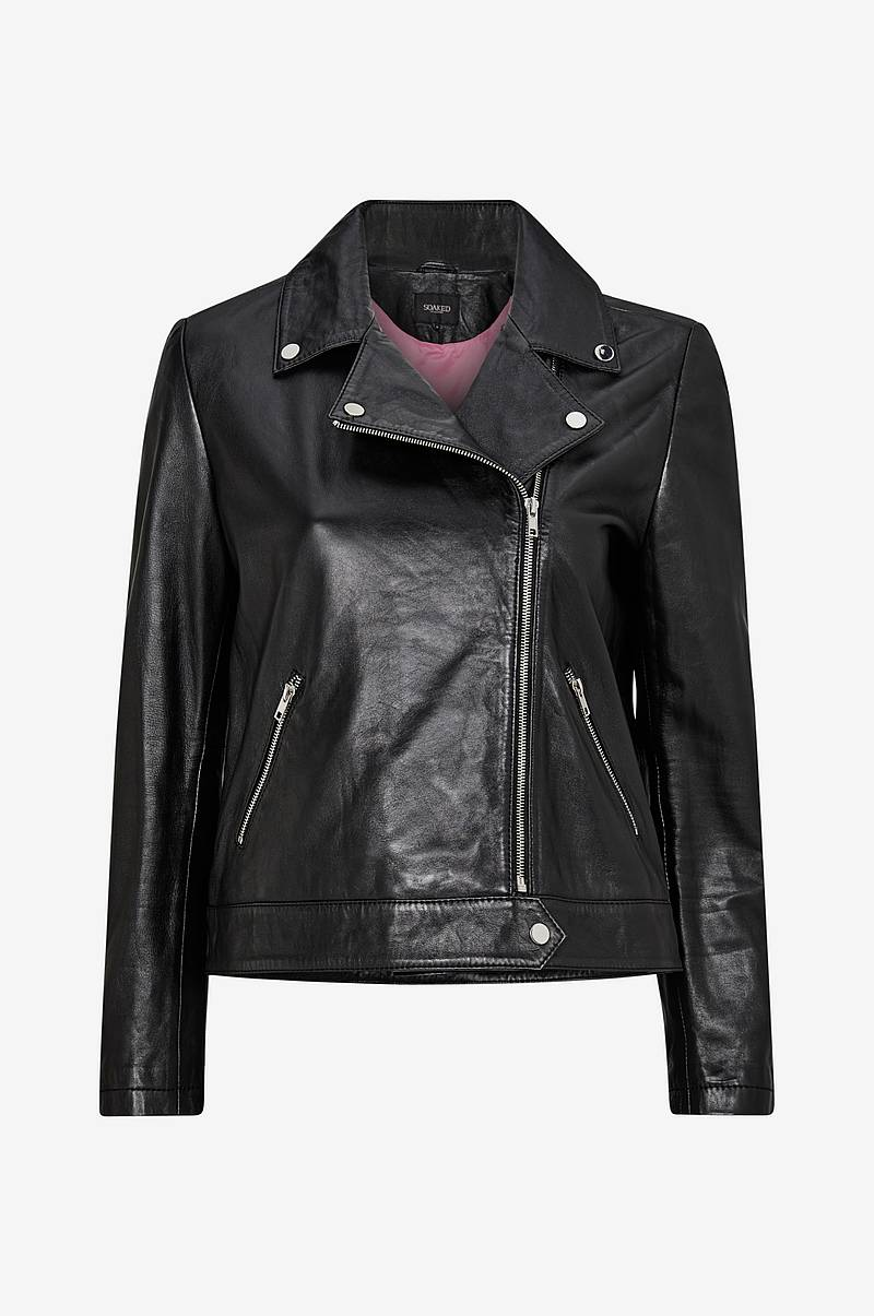 Maeve Leather Jacket -nahkatakki