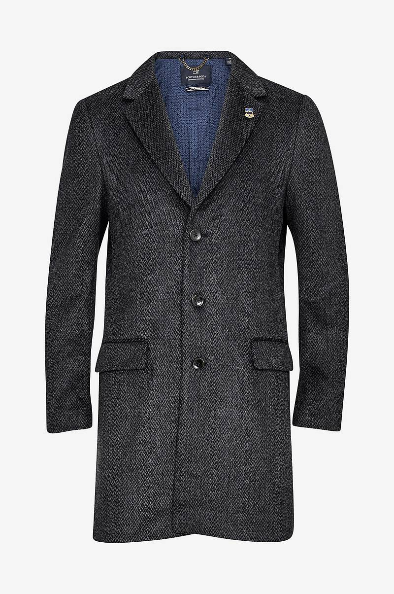 Rock Classic 3-button Coat