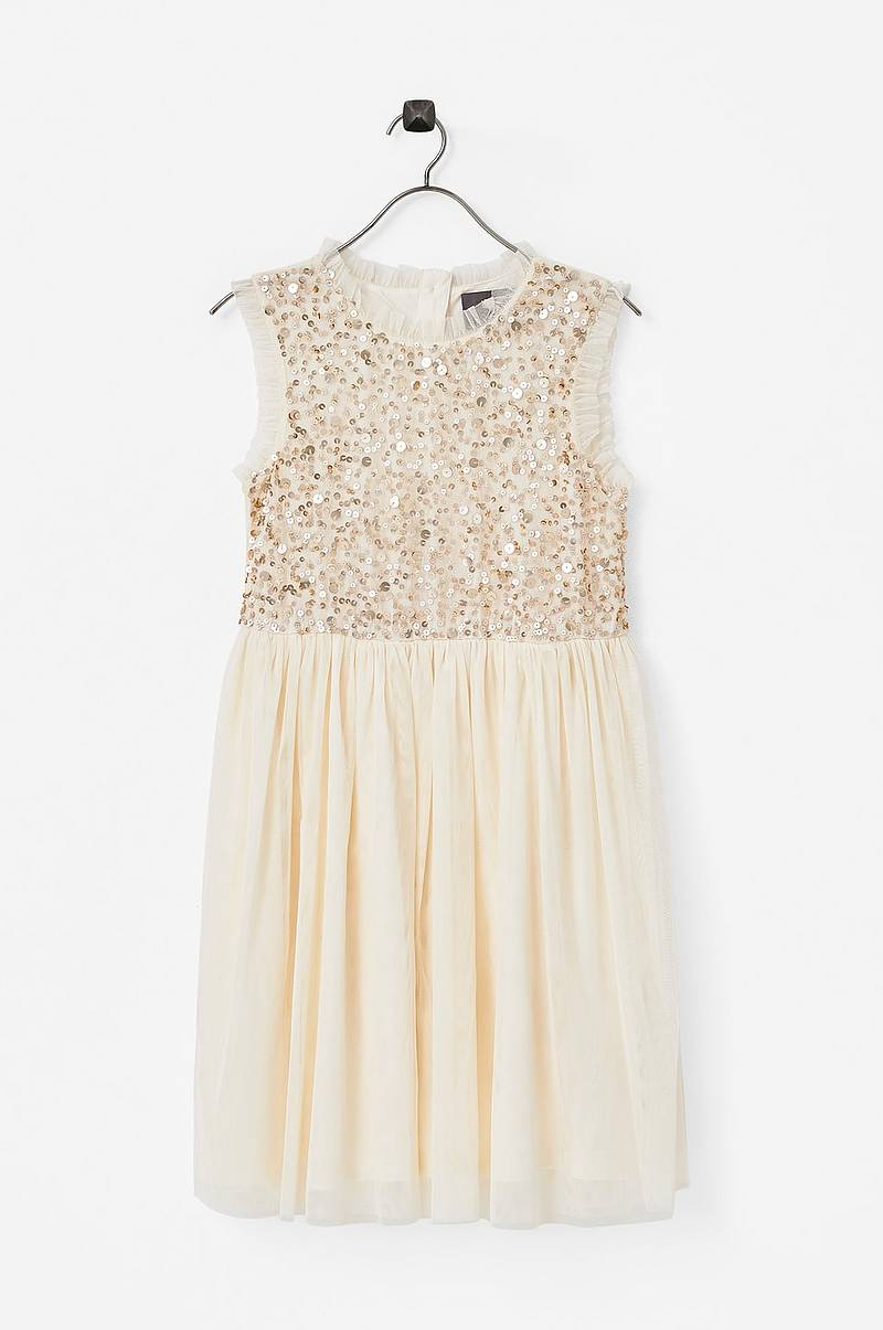Kjole Sequins Dress