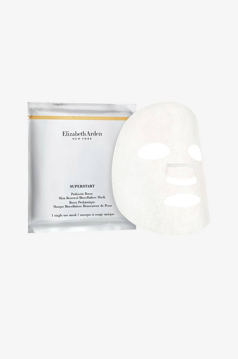 Superstart Probiotic Boost Skin Renewal Biocellulose Mask 4 pcs
