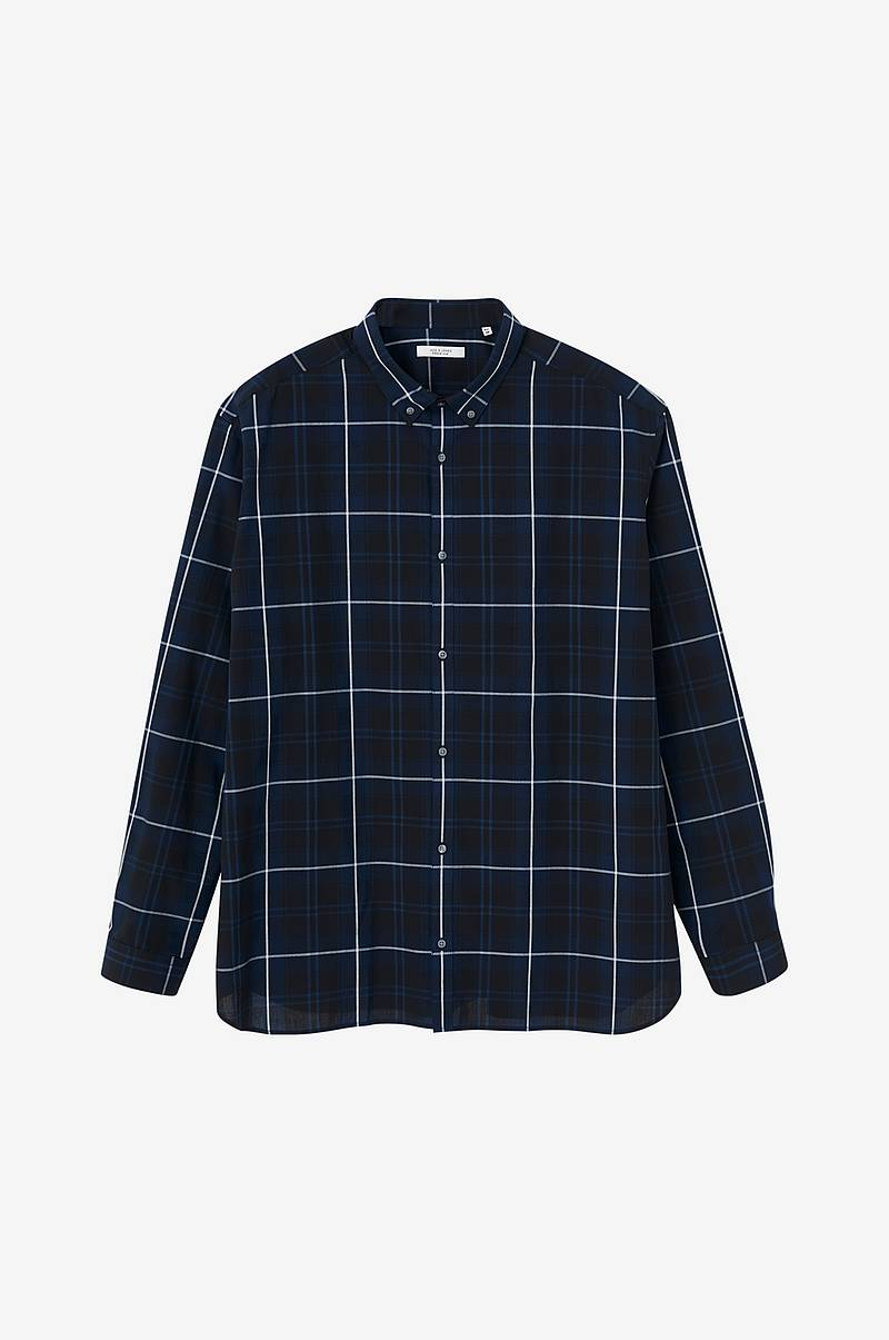 Skjorte jprNathan Shirt L/S Plain PS