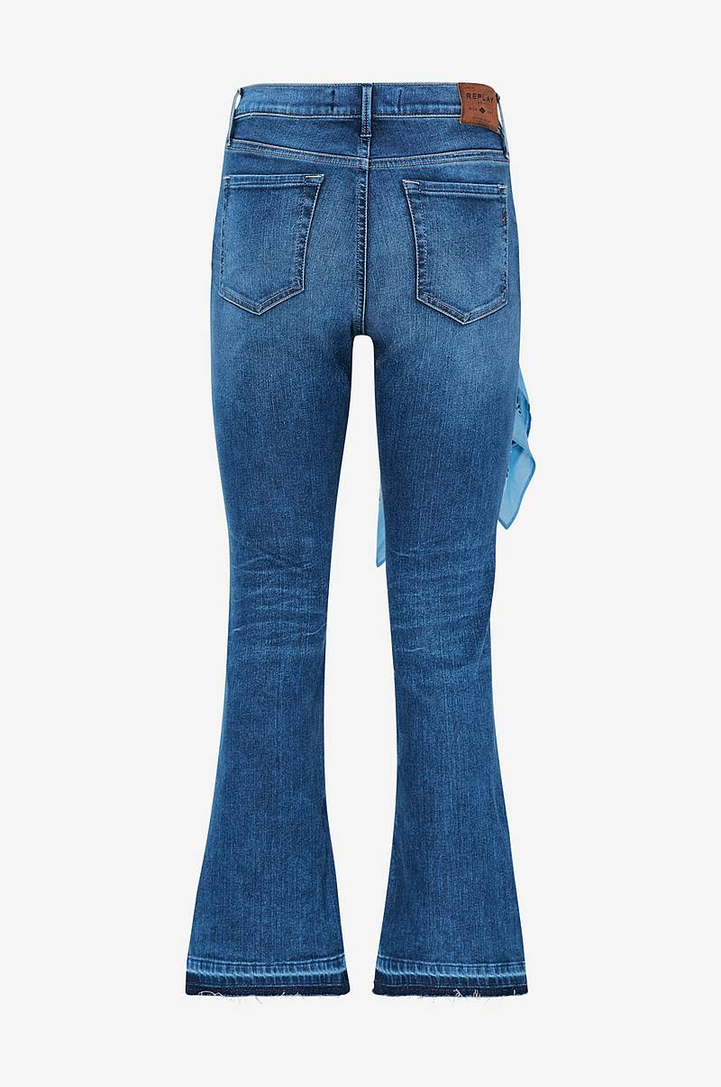 Jeans Poppi Cropped Flare