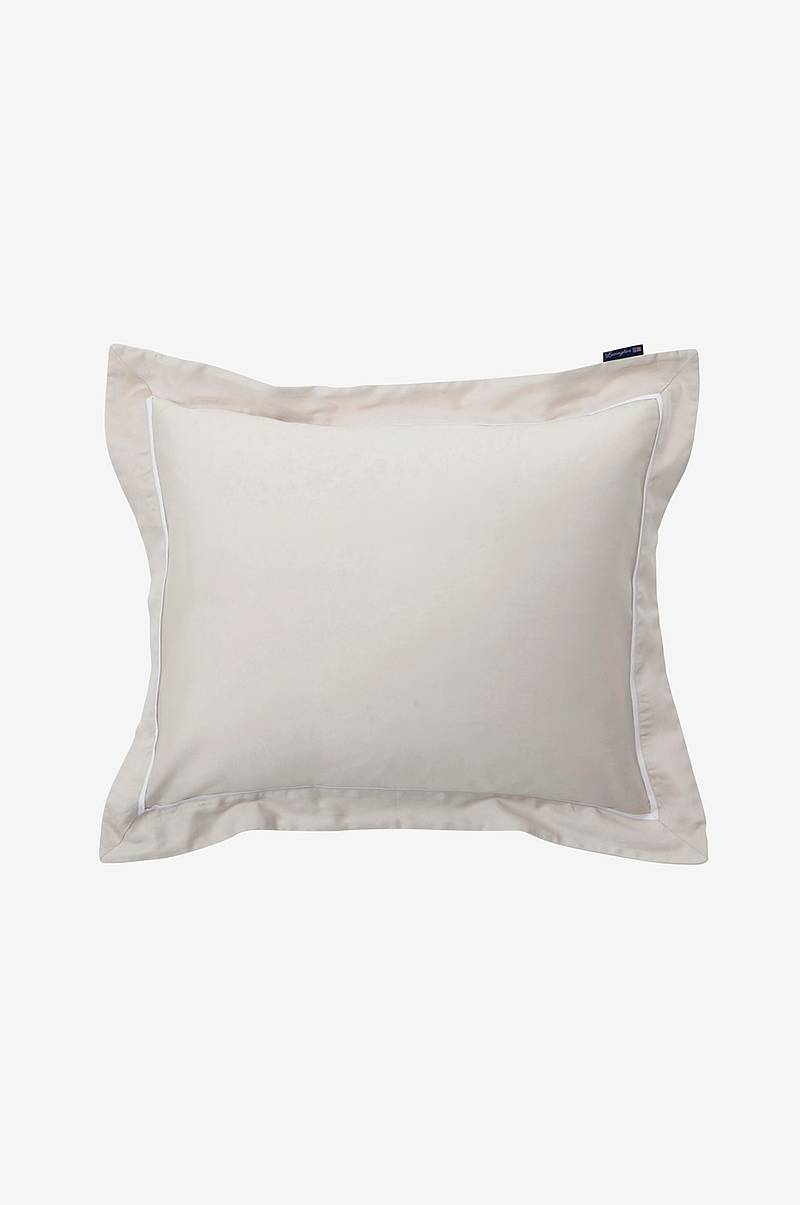 Putevar Sateen Star Framed Pillowcase