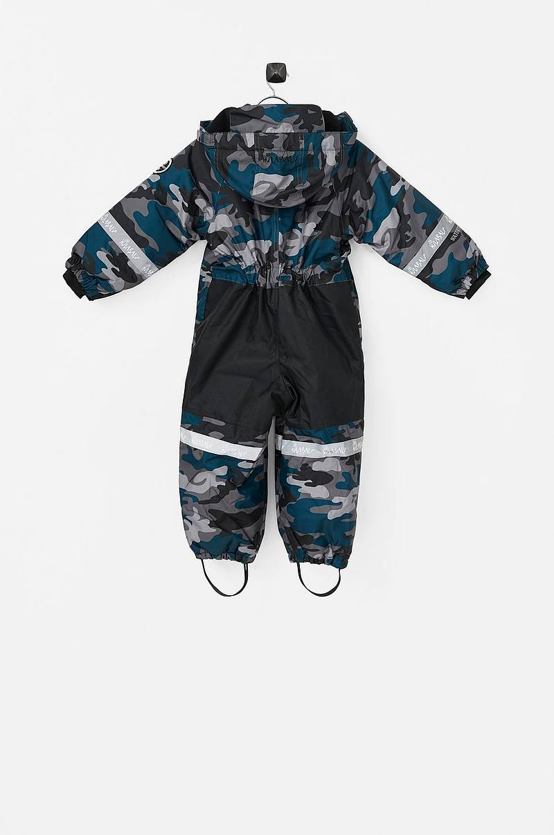 Vinterdress Camo Snowsuit