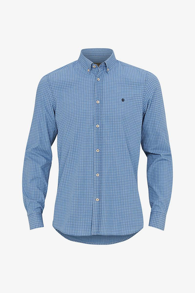 Neal Button Down Shirt kauluspaita