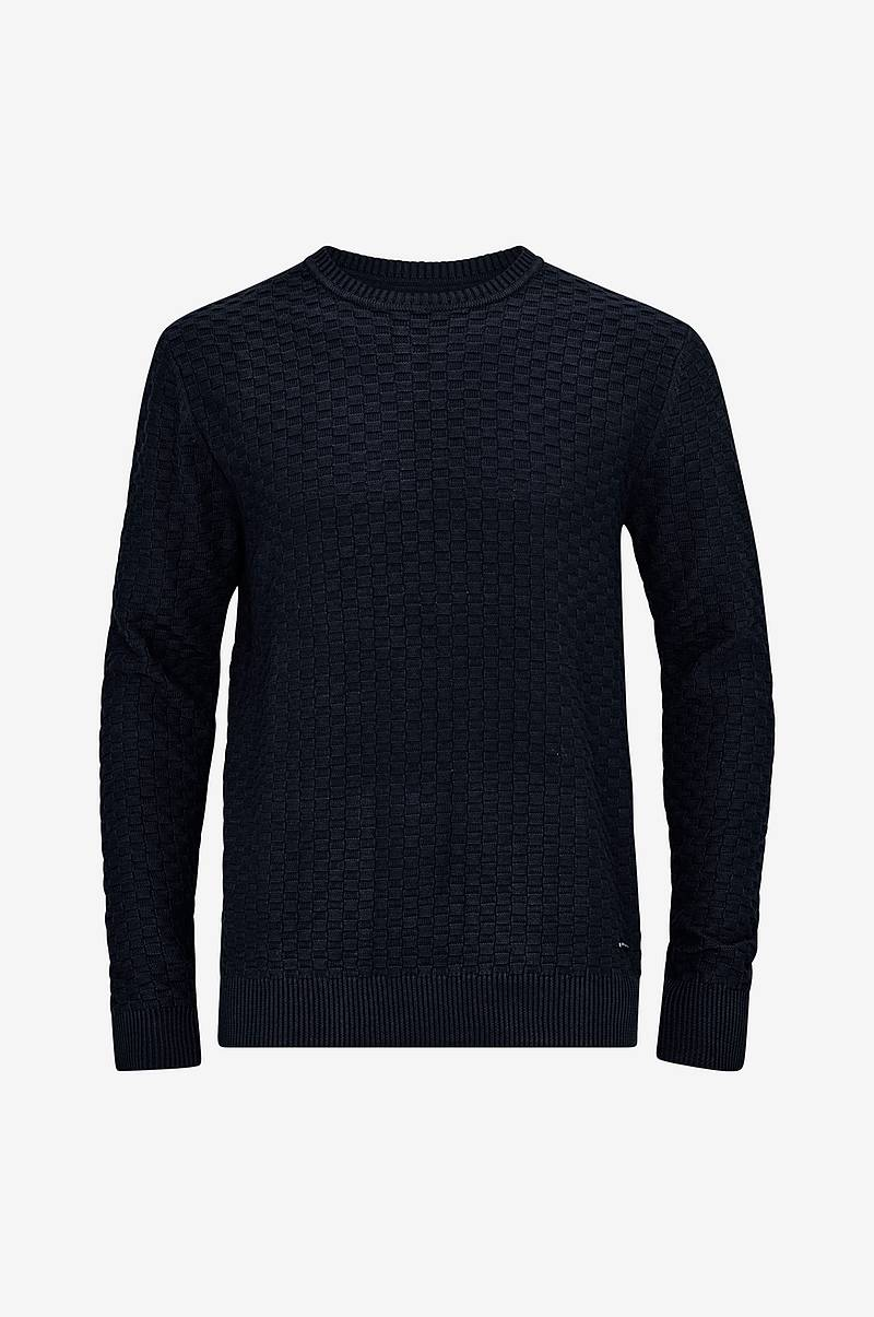 Genser Jason Structure Knit