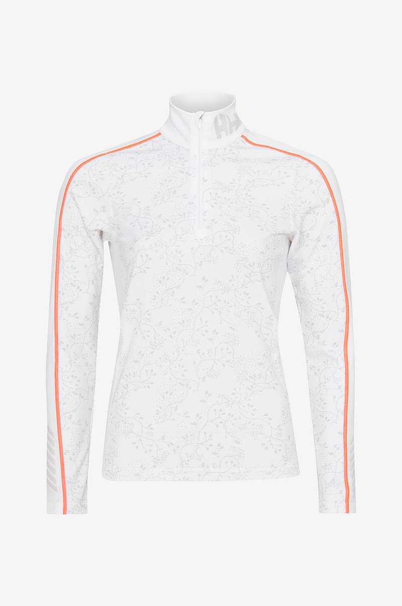 Undertrøje W HH Lifa Active Graphic 1/2 Zip
