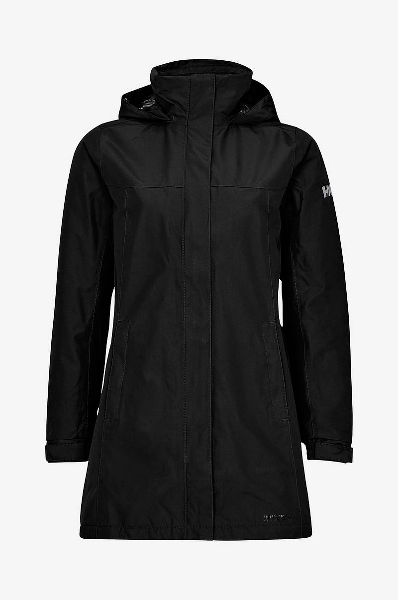 Regnjakke W Aden Insulated Coat