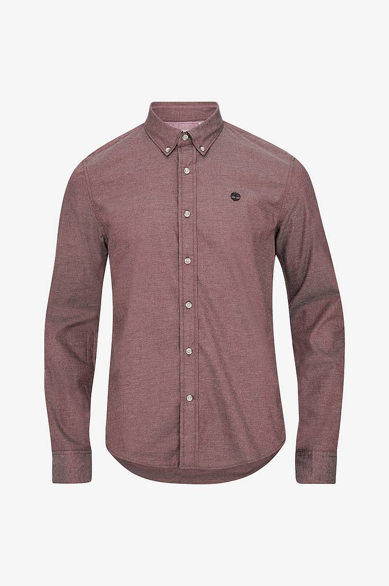 Skjorta LS Lightweight Flannel, slim fit