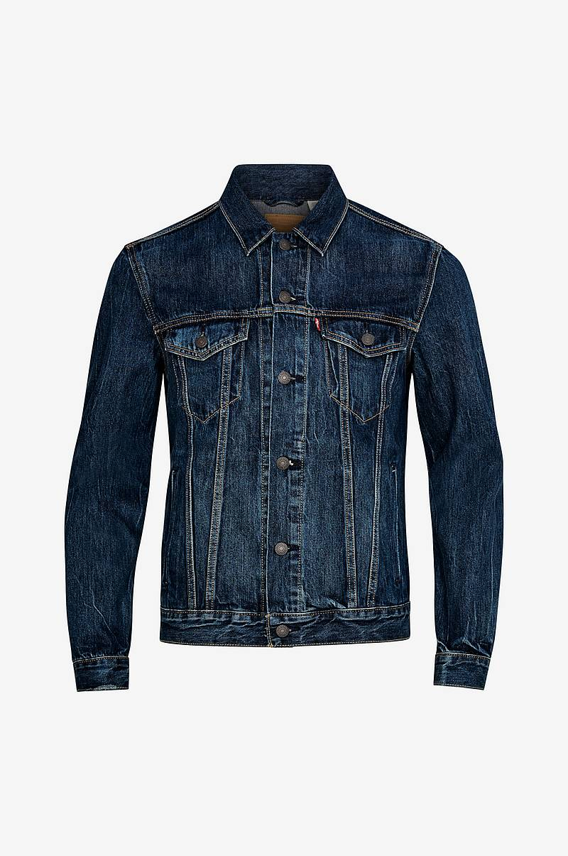 Jeansjakke The Trucker Jacket Palmer