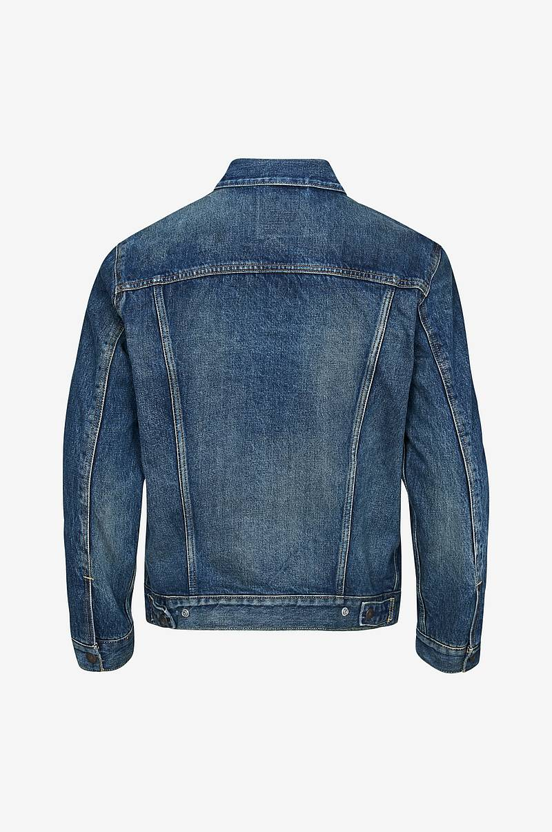 Jeansjakke Lined Trucker Jacket