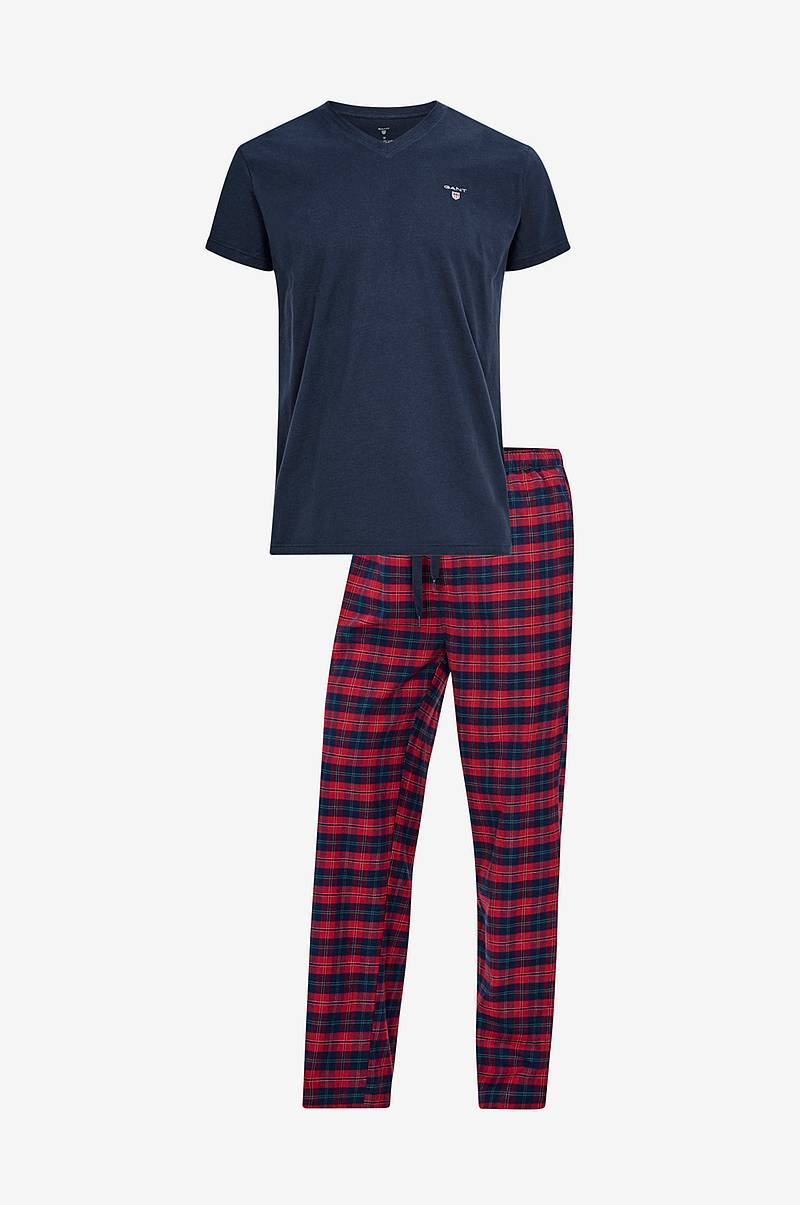 Pyjamas PJ Set Flannel Pants/logo T G.Box