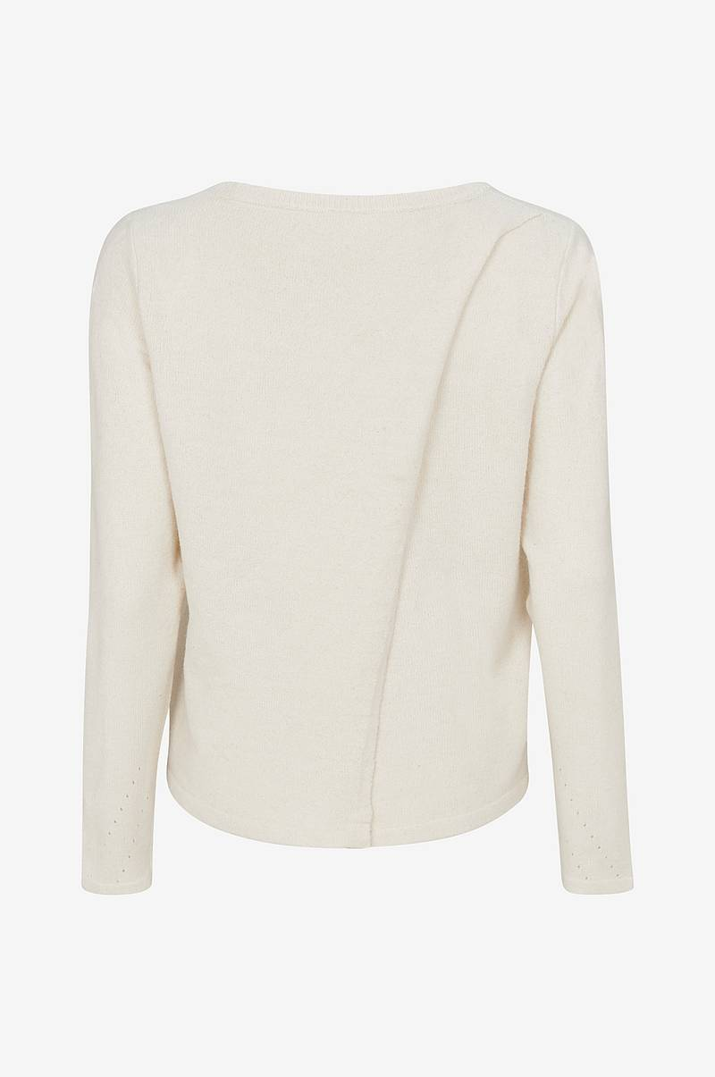 Tröja viDicte Knit L/S Wrap Top