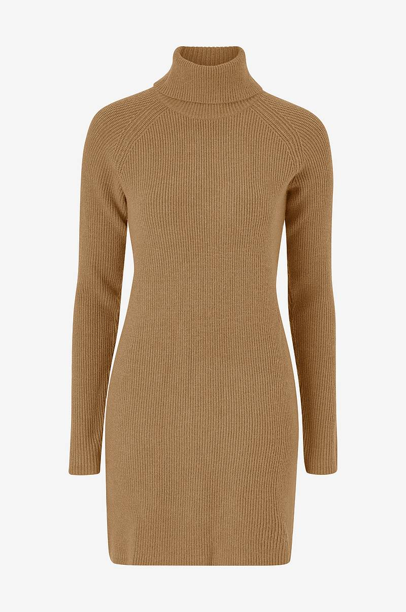 Kjole viRil Knit Rollneck Rib Dress