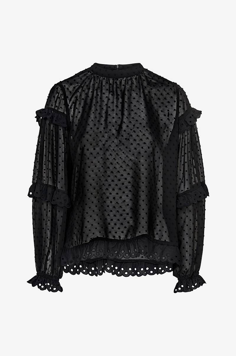 Bluse viDotella L/S Top