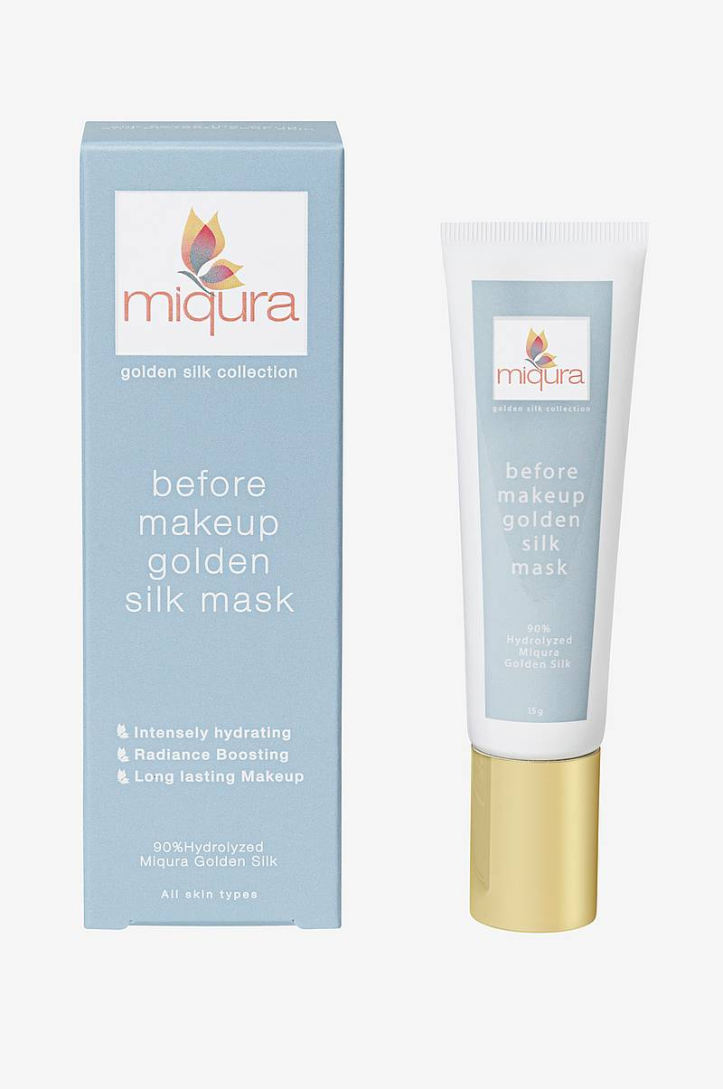 Gold Silk Before Makeup Mask