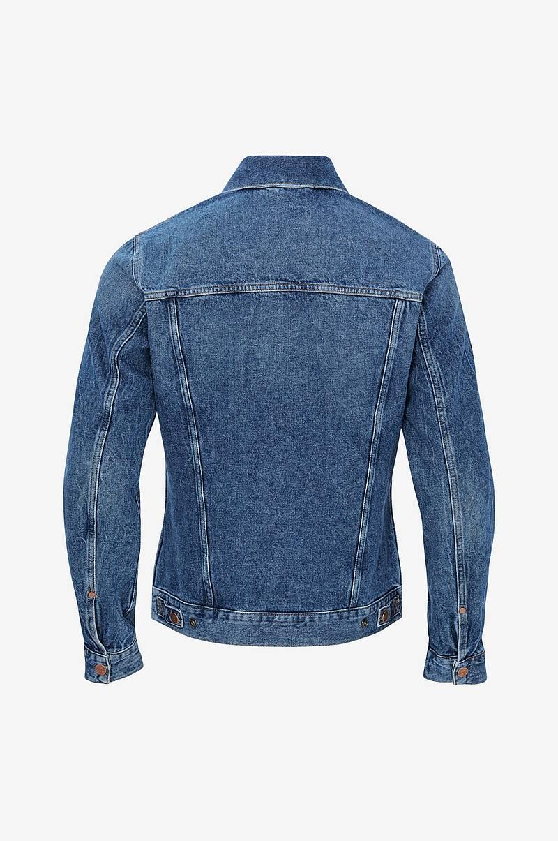 Solid Jeansjacka Cool Jacket Blå Jeansjackor Ellos.se