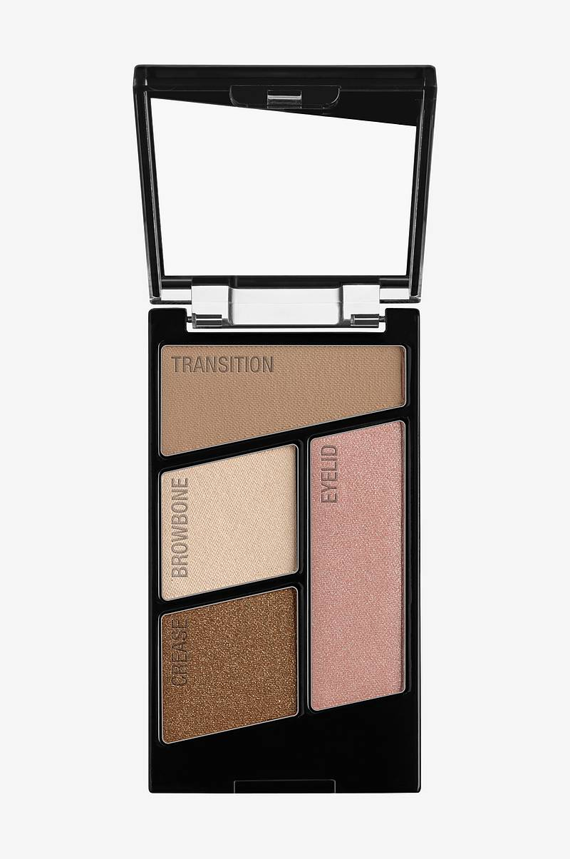 Color Icon Eyeshadow Quads 4-Pan Palette