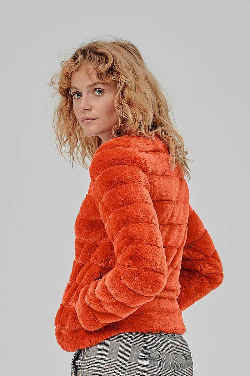 Fuskpäls vmAvenue Faux Fur Jacket