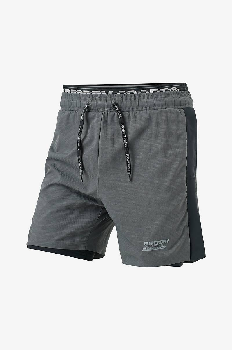 Träningsshorts Active Double Layer Short
