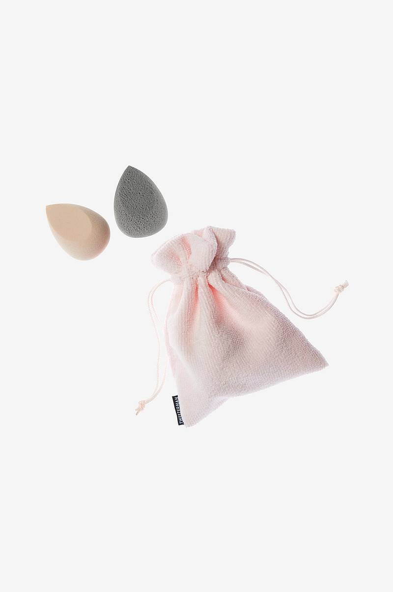 Wakeup & Makeup Duo Sponge Set