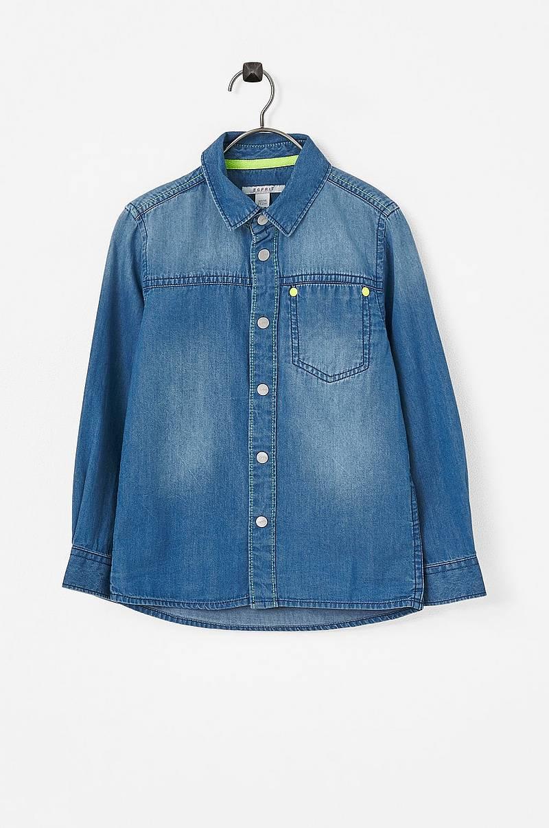 Skjortor till Barn online - Ellos.se f1aa4fd371db7