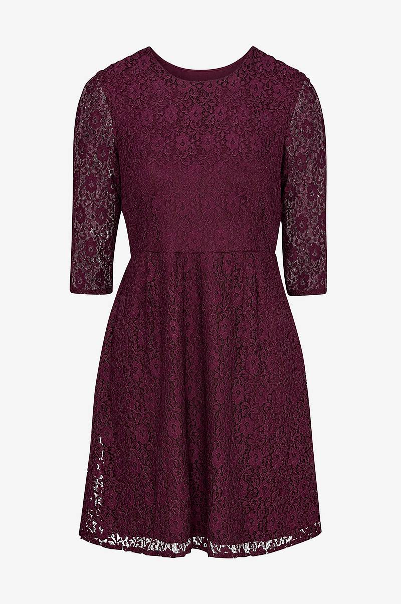 VmStella Lace Dress -pitsimekko 4fe86a15ec