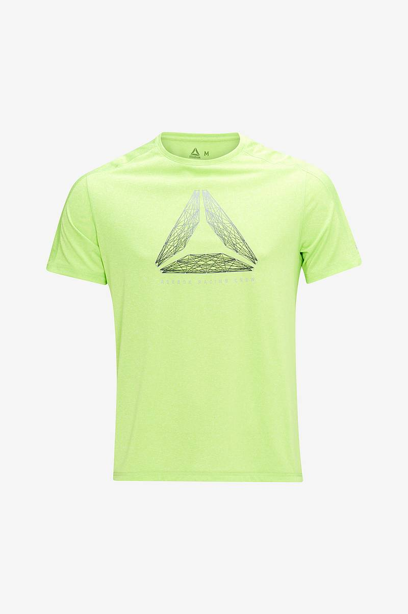 Løpe-T-shirt Running Reflective Move Tee