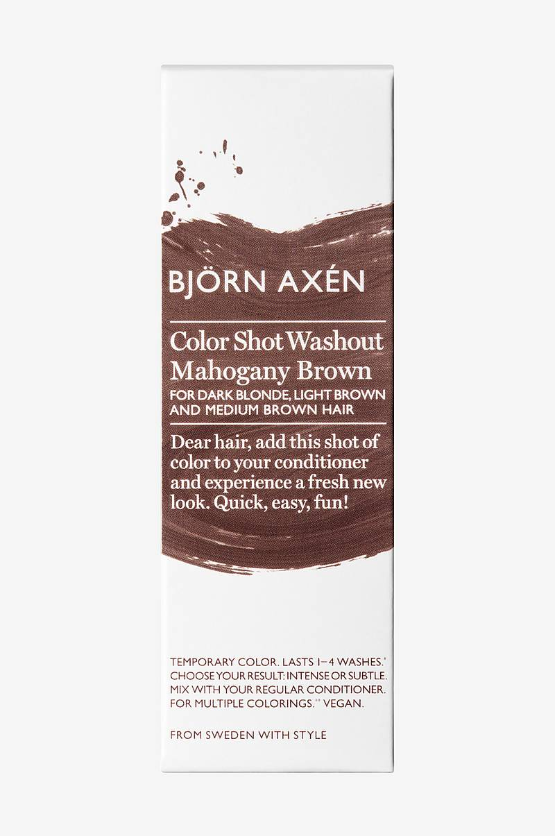 Color Shot Washout Golden Mahogany Brown 50 ml