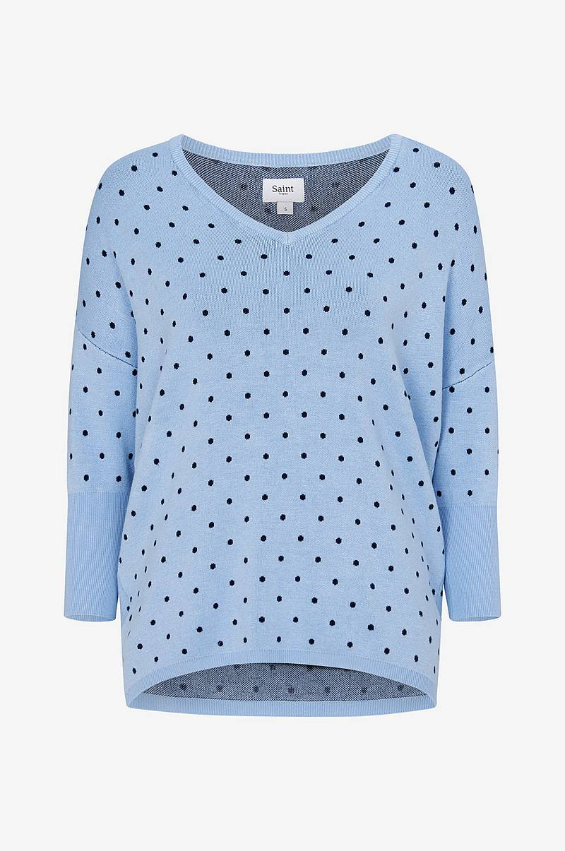 Genser Dotted Knit