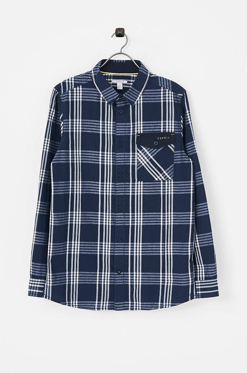 6108f2852b0 Børneskjorter til Børn online - Ellos.dk