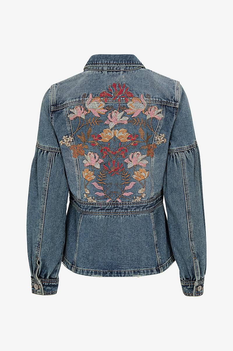 Jeansjakke Brenny Denim Jacket