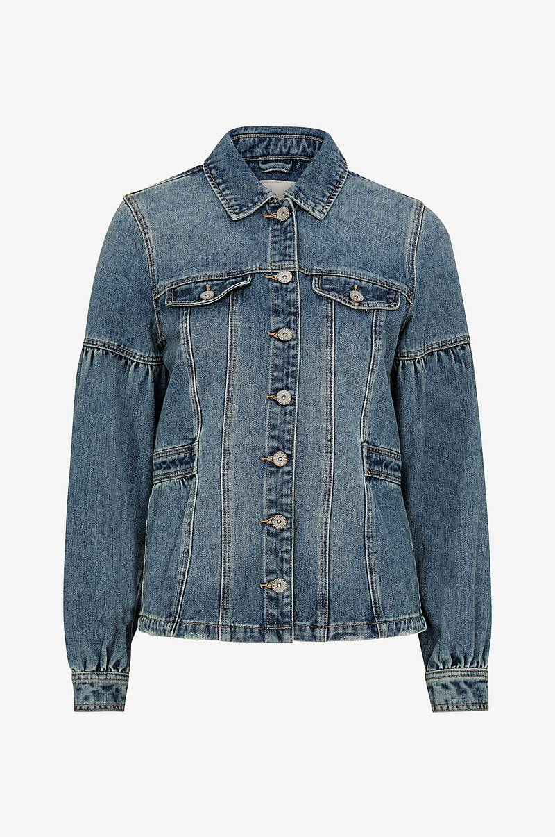 Denimjakke Brenny Denim Jacket