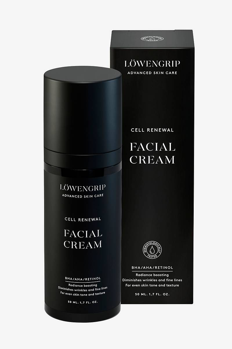 Advanced Skin Care - Cell Renewal Facial Cream 50ml