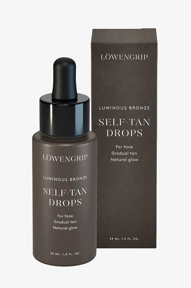 Luminous Bronze - Self-Tan Drops 30ml