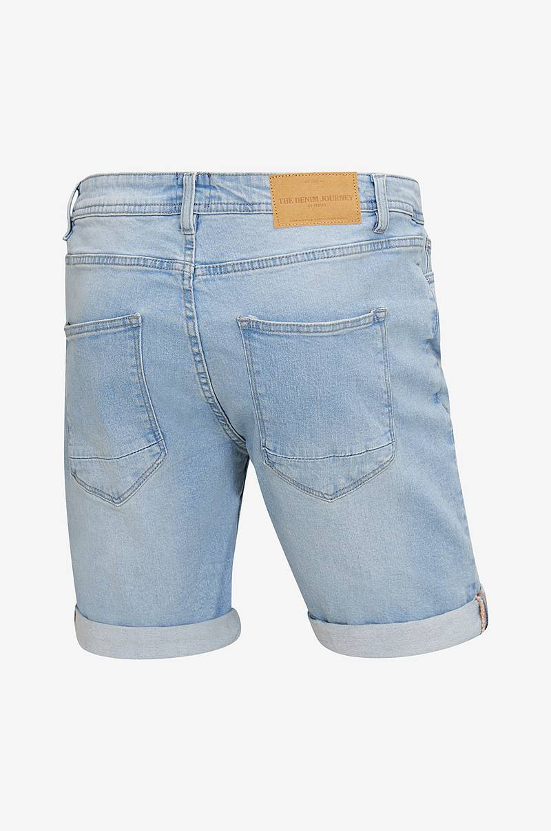 Denimshorts Regular-Lt. Ryder Blue143 Str