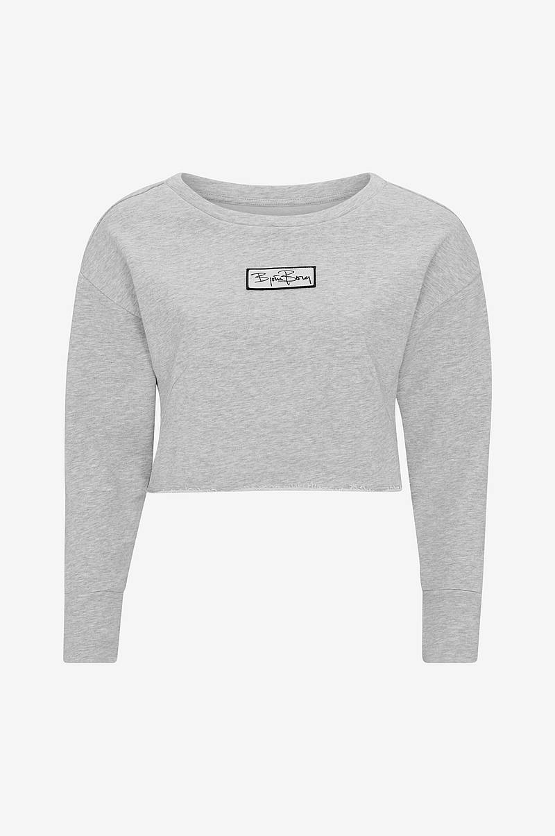 Sweatshirt Cropped Crew Cimmy