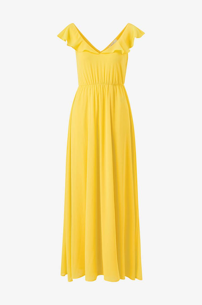 ViRannsil S/L Maxi Dress maksimekko