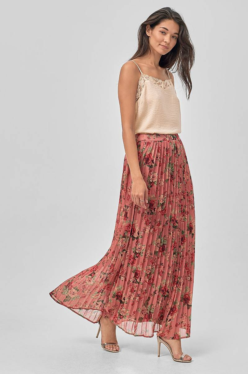 Maxinederdel viMitty Maxi Skirt