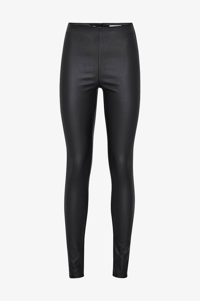Leggings viCommit coated plain legging-noos